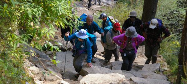 第4回 カラパタール登頂5回の添乗員直伝! 日常生活から体力トレーニング